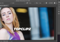 Watermark in Photoshop